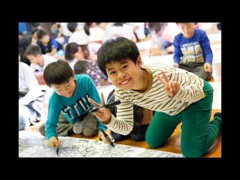 「おえかきシンキング」第一回〜新宿区立落合第六小学校×グラグリッド 参加型体験授業〜