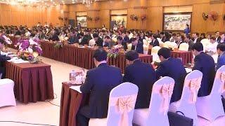 Tỉnh Quảng Ninh gặp gỡ tiếp xúc doanh nghiệp, doanh nhân 2017