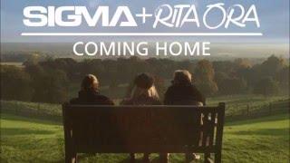 Sigma ft Rita Ora Coming Home Audio