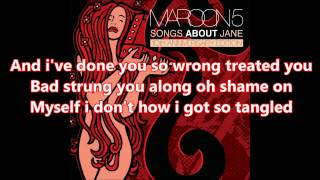 Maroon 5 - Tangled (Demo) [HQ + LYRICS]