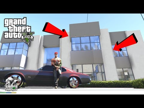 NEW LUXURY MANSION!!! (SELLING HOUSES #29) GTA 5 MODS