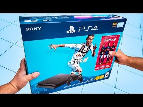 O NOVO PLAYSTATION 4 (PS4)