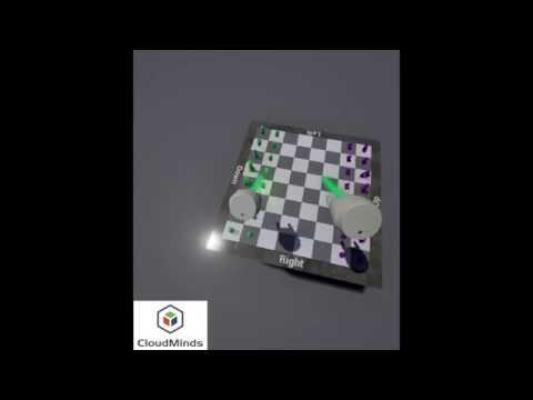 CloudMinds Robot Manipulation Environment