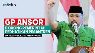 Pidato Ketua Umum PP GP Ansor di Konbes XXIII 2020
