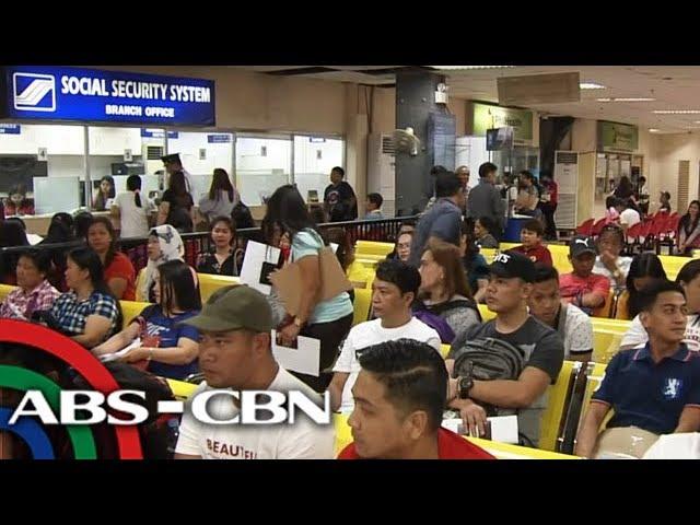 TV Patrol: Bigat ng kontribusyon sa SSS ng mga OFW, ikinabahala