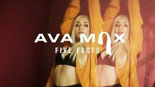Ava Max | Five Facts