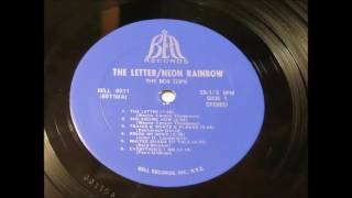 The Box Tops - The Letter/ Neon Rainbow - LP Record 33rpm Album