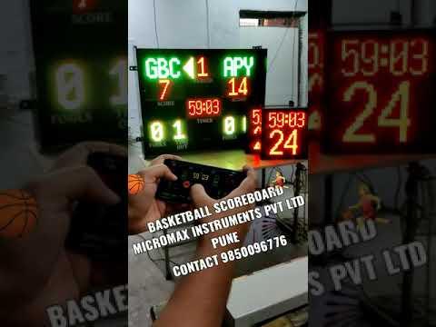 Basketball Scorebaord