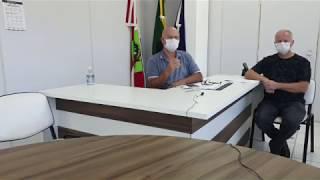 Prefeitura de Paulo Lopes informa ações de combate ao coronavírus