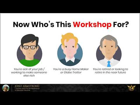 Ministry Of Freedom Review Webinar Jono Armstrong