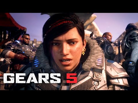 Купить Gears 5 - Ultimate Edition (Xbox One + Series) ✅⭐✅ на SteamNinja.ru