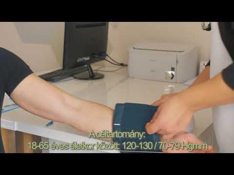 Magas vérnyomás elleni blokkolókban
