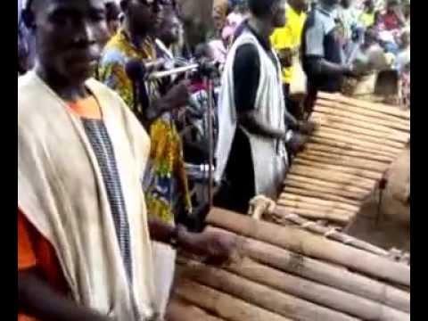 Balafon de N'Kourala