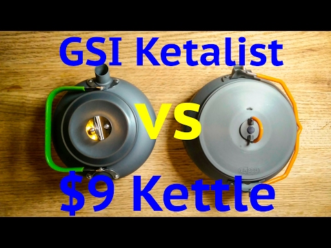 GSI Ketalist vs $9 Kettle