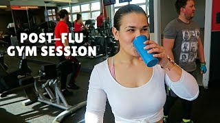 Post Cold & Flu Training | How to Train after, When to go back to Gym & What to drink