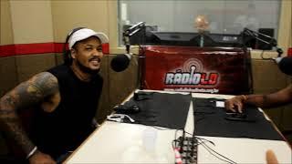 Afro X - 509 E - Dexter - Entrevista 2018 (Keith B Angola e Emmy)