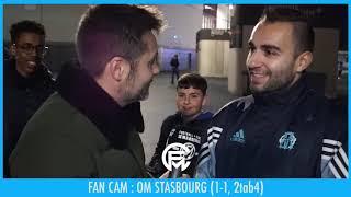 OM - Strasbourg (1-1 2 Tab 4) : Les Supporters Enragés Contre Rudi Garcia Et Les Joueurs