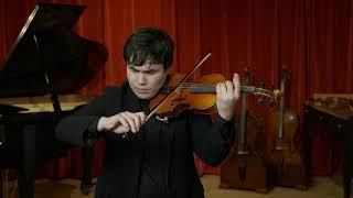 4/4 Jay Haide Stradivari Model Violin