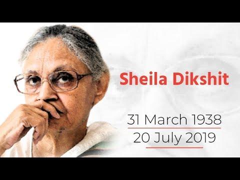 Ex-Delhi CM and Congress leader Sheila Dikshit passes away at 81 | Vtv Gujarati