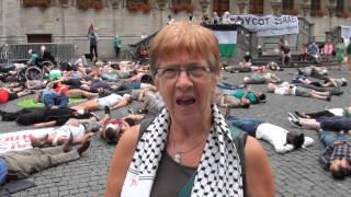 Ravage Leuven 1914 Gaza 2014 20 juli