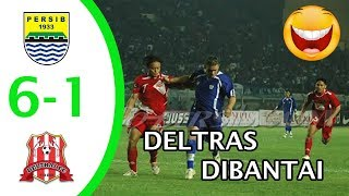 Persib Vs Deltras 6-1 ISL 2008/09