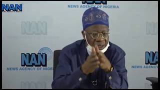Rise in fake news distracting COVID-19 fight says Lai Mohammed