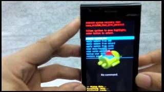 hard reset  AIS LAVA IRIS 500 4.0 นิ้ว ลืมรหัสผ่าน รีเซ็ตเครื่อง By ATC videos