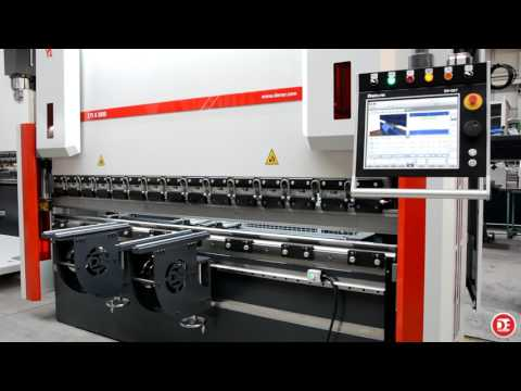 Puma XL Hydraulic Press Brake Machine