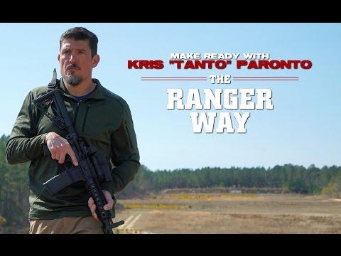 """Panteao Make Ready with Kris """"Tanto"""" Paronto: The Ranger Way (Trailer)"""