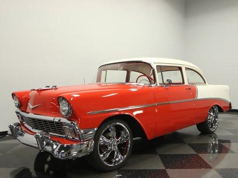 Video of Classic 1956 Chevrolet 210 - KOCW
