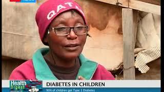 Diabetes in Children (Part 1) I Health Digest