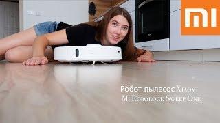 Робот-пылесос Xiaomi RoboRock S50 Sweep One Vacuum Cleaner White (S502-00) від компанії CyberTech - відео 1