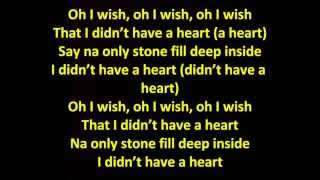 Waje - I Wish [Lyrics]
