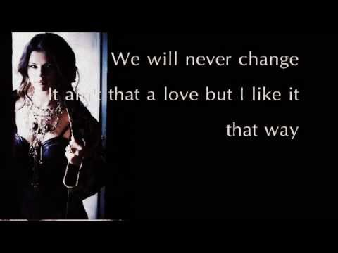 Selena Gomez - I Like It That Way [Karaoke Instrumental + Background Voice]