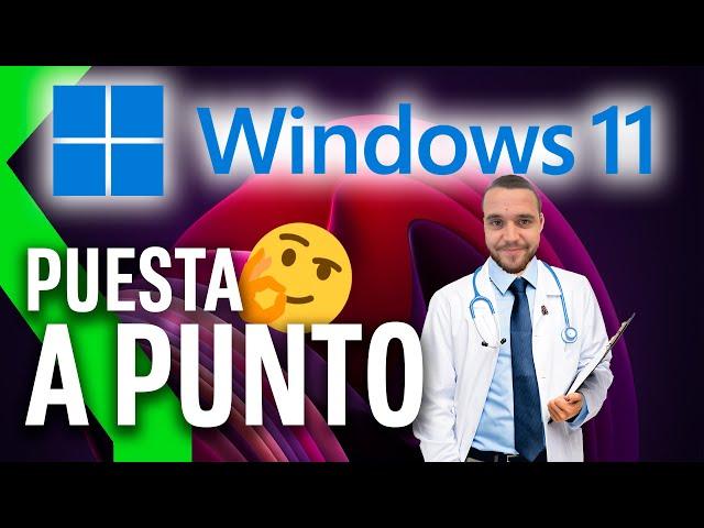 WINDOWS 11 desde CERO: REQUISITOS, INSTALACIÓN Y PUESTA A PUNTO