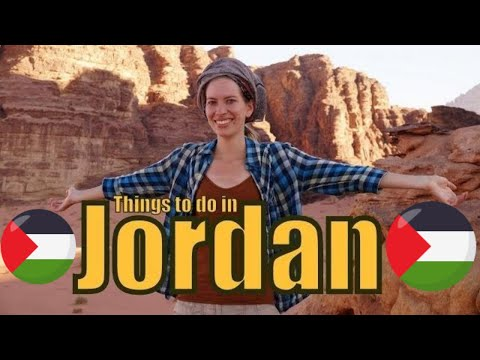 Video Things to do in Jordan | Top Attractions Travel Guide