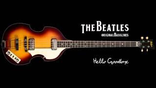 The Beatles Original Basslines - Hello Goodbye