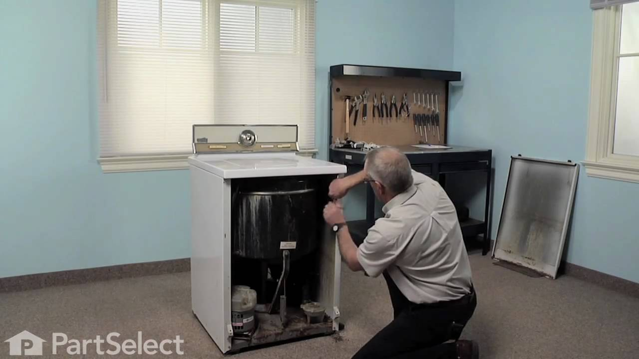 Replacing your Maytag Washer Rubber Injector Valve