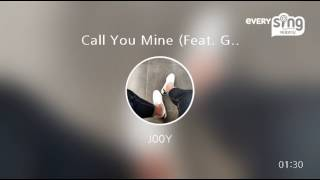 [everysing] Call You Mine (Feat. Geologic Of The Blue Scholars)