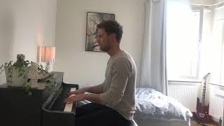 Seeb, Highasakite   Free To Go (Piano Cover + Free Sheet Music)