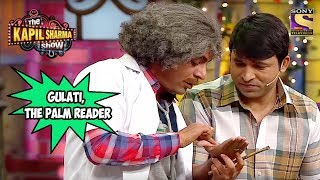 Dr. Gulati Reads Chandu's Palm - The Kapil Sharma Show