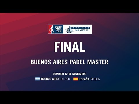 Final Buenos Aires Padel Master 2017 HD Mp4 3GP Video and MP3
