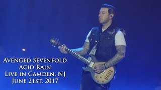 Avenged Sevenfold - Acid Rain (Live in Camden, NJ 6/21/17)