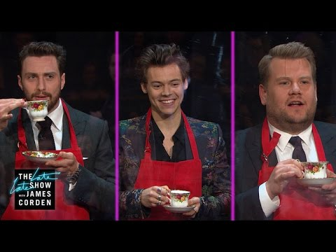 Flinch w/ Harry Styles & Aaron Taylor-Johnson