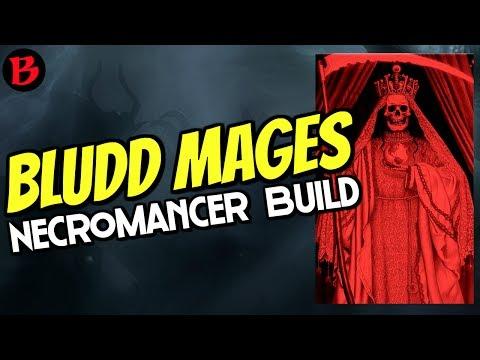 Diablo 3 Bludd Mage Trag'Oul Build Season 11 Patch 2.6