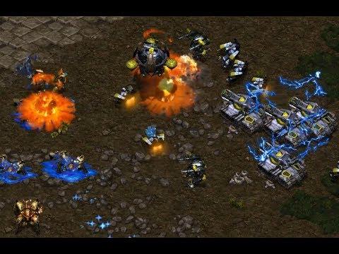 Bisu (P) v Smile (T) on Fighting Spirit - StarCraft  - Brood War REMASTERED