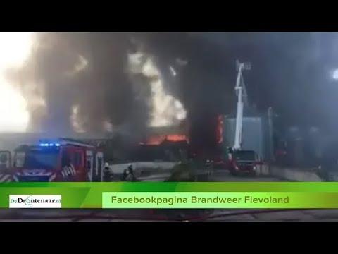 Update brand Swifterbant: Sein brand meester is gegeven