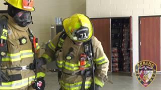 Single Man Firefighter Drags