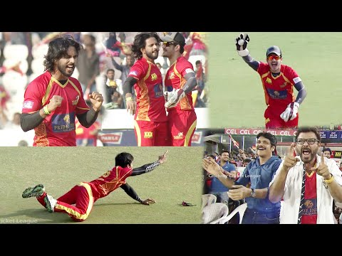 Telugu Warriors Creates Sensation With Their Victory