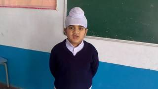 Promising Gem in the making…|Lovedeep singh  Student of Akal Academy makhangarh